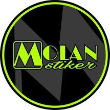 Logo MOLAN Stiker