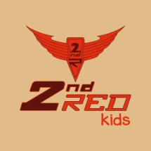2ndredkids Official Brand