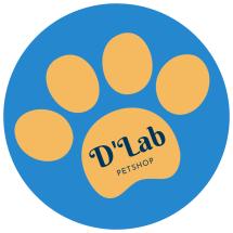 Logo D'Lab Petshop