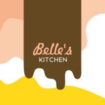 Logo belle kitchen surabaya
