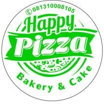 Logo Happypizza bakery and store