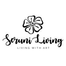 Logo Seruni Living