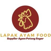 Logo Lapak Ayam Food