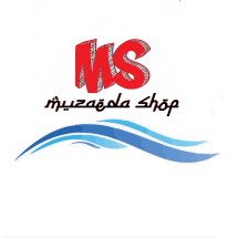 Logo Muzaeda Shop