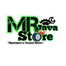 Logo Mr java store