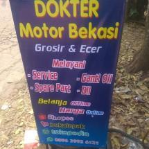 Logo dokter motor