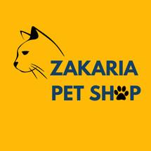 Logo Zakaria Pet Shop