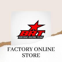 Logo BRT FACTORY ONLINE STORE