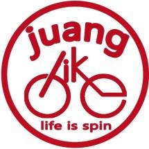 Logo JUANG BIKE JAKSEL