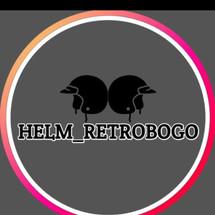 Logo helm_retrobogo