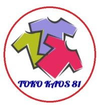 Logo Toko Kaos 81