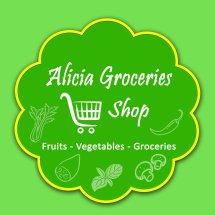Logo Alicia Homeware Shop