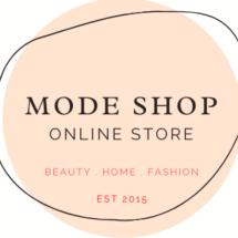 Logo Mode Shop Online Store