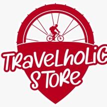 Logo Travelholic Store