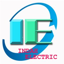 Logo Indah electric