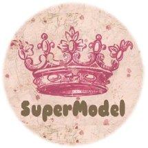 Logo Super Model