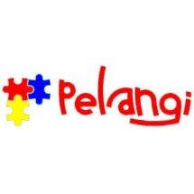 Logo pelangi mainan store