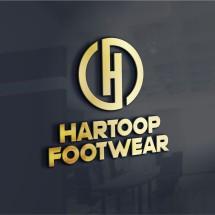 Logo hartoop footwear & sport socks