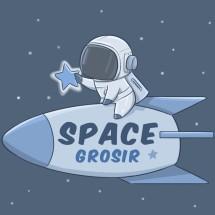 Logo Space grosir