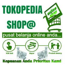 Logo tokopedia shop@
