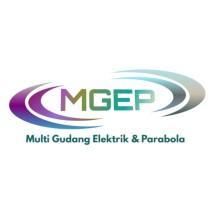 Logo Multi Gudang Elektrik Parabola