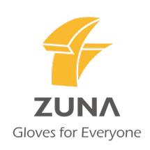 Logo Zuna Gloves