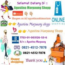 Logo Agustina marpaung shopp