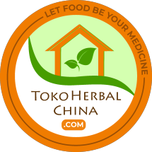Logo Toko Herbal China