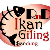 Logo RnD Ikan Giling Bandung