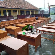 Jual Meja Sekolah Kursi Sekolah Sd Smp Sma Termurah Kab Sumedang Aqilla Pdshop Tokopedia