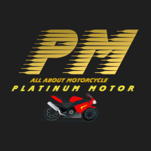 Logo Platinum Motor TGR