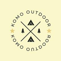 Logo Komo Outdoor