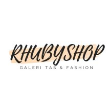 Logo rhuby shop bandung