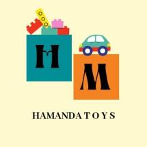 Logo HM (hamanda) toys