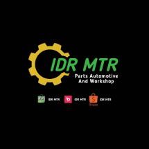 Logo IDR MTR Shop