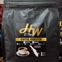 Logo HW Coffee