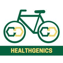 Logo Healthgenics