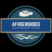 Logo Afshen Shoes