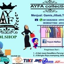 Logo ayfacollection