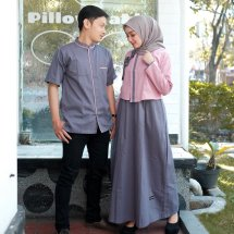 Logo Baju Couple Muslim