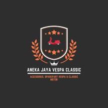 Logo Aneka Jaya Vespa Classic