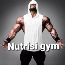 Logo Nutrisi Gym