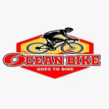 Logo Ocean Bike Official