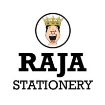 Logo Raja Stationery