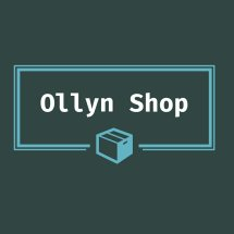 Logo Ollyn Shop