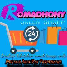 Logo romadhony onlen shopp