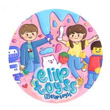 Logo elip toys
