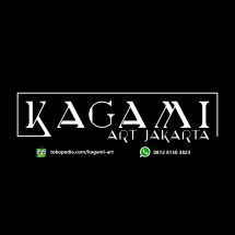 Logo KaGaMi Art Jakarta