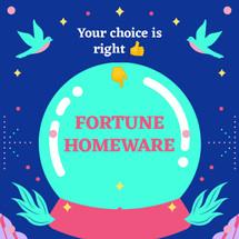 Logo Fortuna homeware