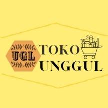 Logo Toko beras Unggul